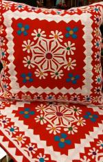 Cushion cover 50x50cm, India