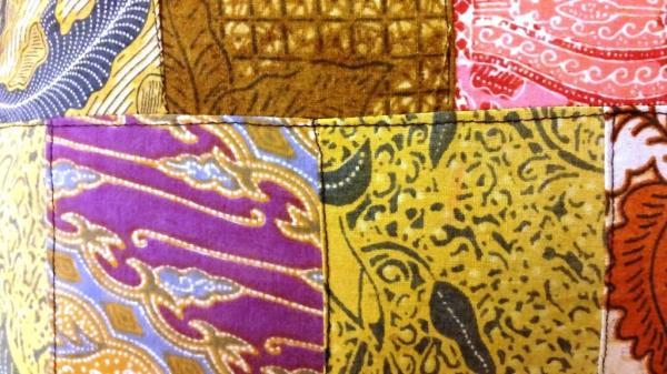 Funda de coj n 30x30cm indonesia productos cojines y - Artesania de indonesia ...