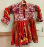 Rabari child tunic, India