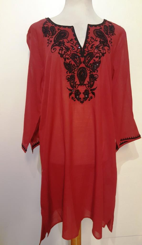 Viscose blouse, India