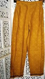 Cotton printed trouser, India