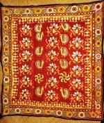 Kachhi Rabari wallhanging, India