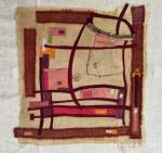 Patchwork wallhanging